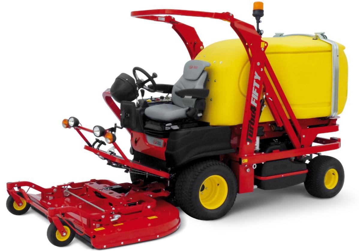 Lawn Mower Sales and Hire | Stuart Taylors International