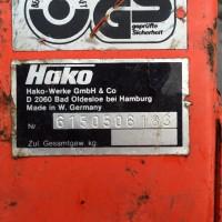 HAKO SWEEPER-3